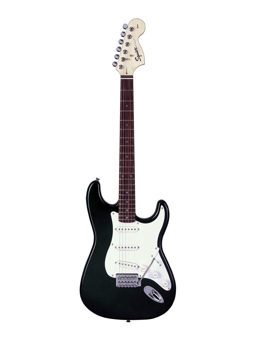 Squier Affinity Stratocaster Black Rw