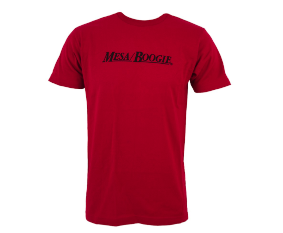 Mesa Boogie T-Shirt Red Medium