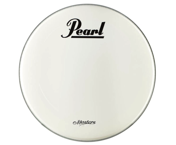 Pearl Powerstroke 3 Bass Drum Logo Head Coated 22/""