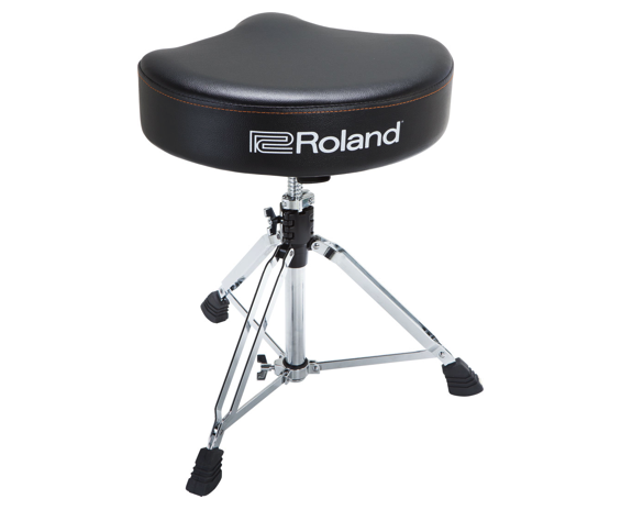 Roland rdt sv sgabello con seduta a sella saddle drum throne