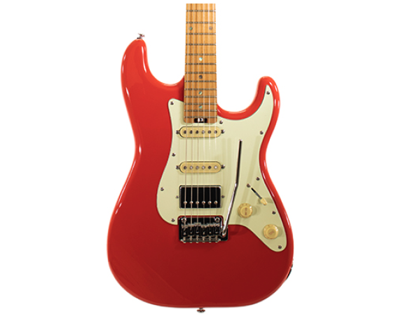 Schecter Traditional Route 66 - Santa Fe / Sunset Red
